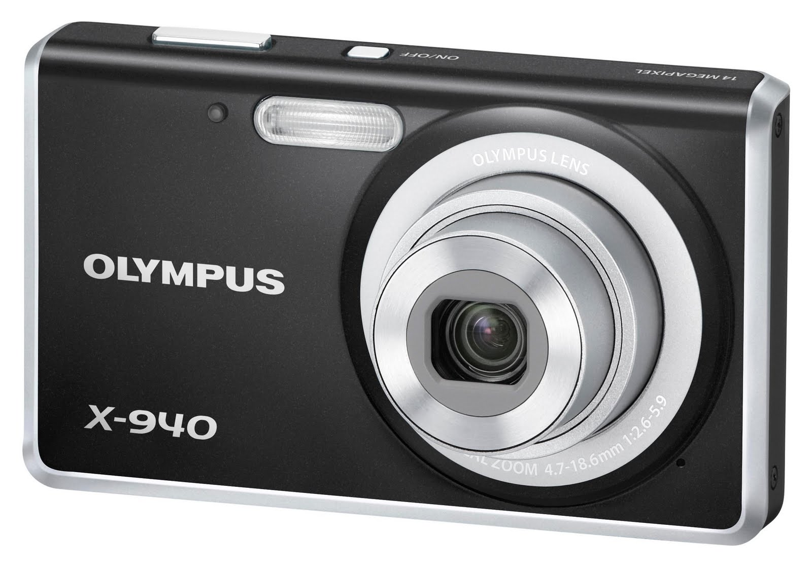 olympus x 940 digital camera offers an incredible 14 megapixel resolution which will enable you to produce poster size prints or crop without losing detail